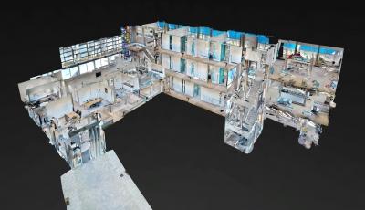 HPC Charlois Rotterdam 3D Model