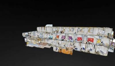 Funqtio Fysiotherapie Huis vanNoord 3D Model
