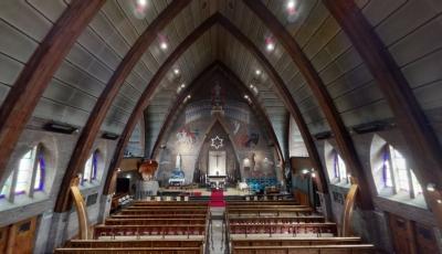 Heilig Hartkerk Schiedam 3D Model