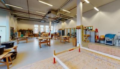 Zuiderpark College Rotterdam 3D Model