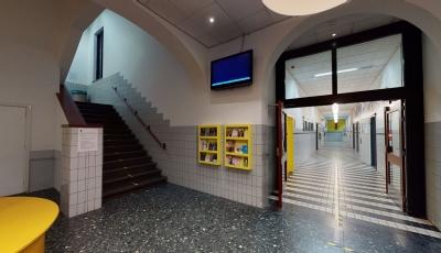 Het Lyceum Rotterdam 3D Model