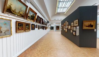 Venduehuis 2021: Old Masters, 19th Century and Early Modern Art 3D Model