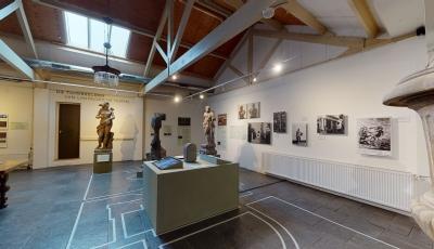 Museum Oud Overschie – Melkfabriek – actuele expositie 3D Model